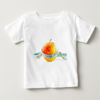 Camiseta Conceito da dieta