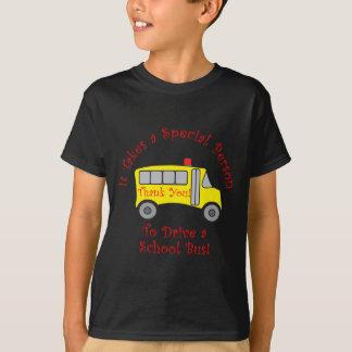Camiseta Condutor de autocarro
