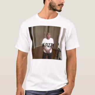 Camiseta conta, K efervescente