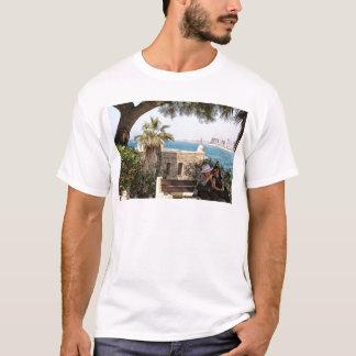 Camiseta Conversa e riso em Jaffa