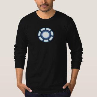 Camiseta coração do ferro