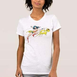 Camiseta Coroa de WomanThrows da maravilha