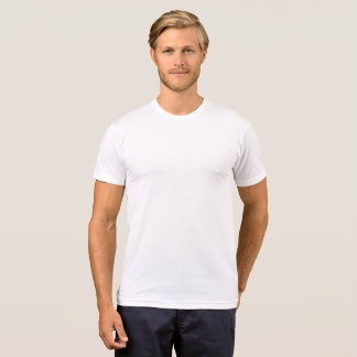 Camiseta Crew Neck 2X Personalizada