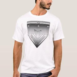 Camiseta Crista renegado de prata de Enigma