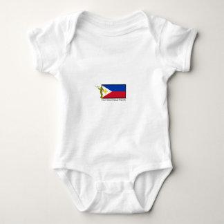 CAMISETA CTR DA MISSÃO LDS DE FILIPINAS ANGELES