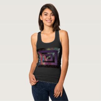 Camiseta Cubo do relâmpago do espaço