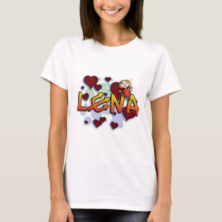 Camiseta Cume name Lena for alpargatas and other products