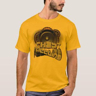 """Camiseta Da """"chocalho caixa """""""