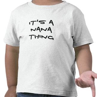 Camiseta da criança