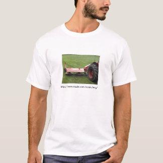 Camiseta da fotografia de Ronda para homens