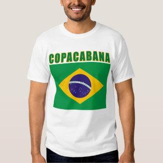 Camiseta da praia de COPACABANA, presentes