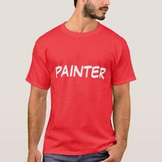 Camiseta da profissão do ~ do PINTOR