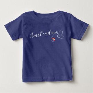Camiseta de Amsterdão do coração, Países Baixos