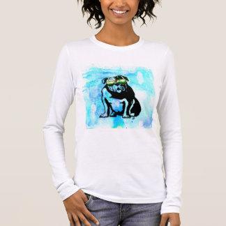 Camiseta de cão de Bull
