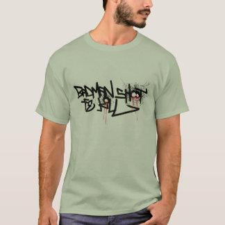 """Camiseta De """"matar do fe do tiro Badman """""""