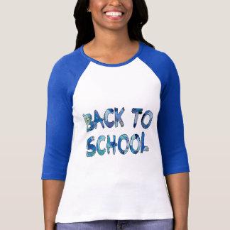 Camiseta De volta à escola