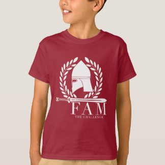 Camiseta Desafio romano de FAM