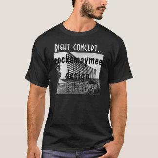 Camiseta design de ínfima qualidade
