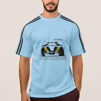 Camiseta design do carro