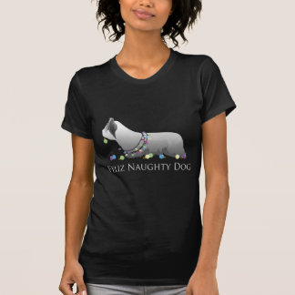 Camiseta Design do Feliz Natal de Skye Terrier