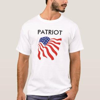 Camiseta Design do patriota dos EUA