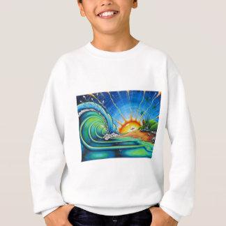 Camiseta Design do surfista