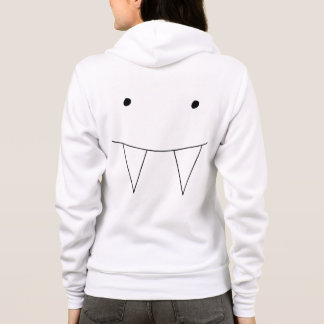 Camiseta Design dos dentes do vampiro do divertimento