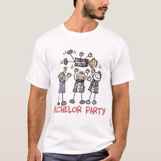 Camiseta Despedida de solteiro