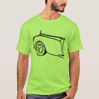 Camiseta Detalhe do carro