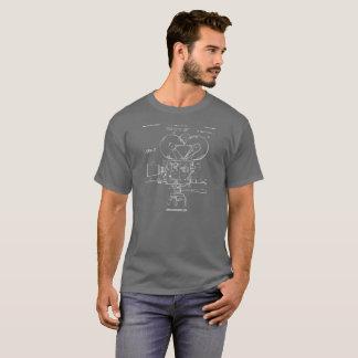Camiseta Diagrama Cámara