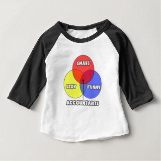 Camiseta Diagrama de Venn. Contadores