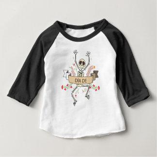 Camiseta Diâmetro DE Festival do morto