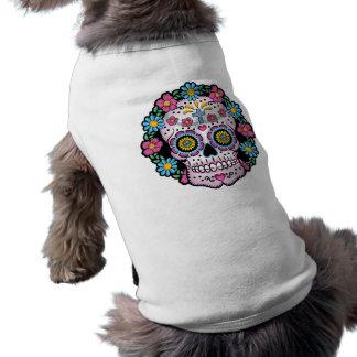 Camiseta Diâmetro de los Muertos Crânio