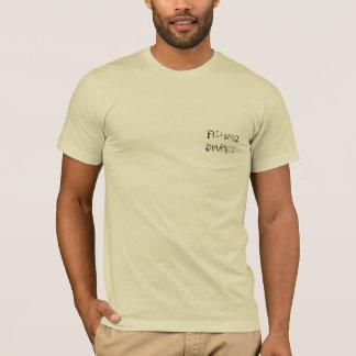 Camiseta Diários da pesca - bola da isca