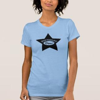Camiseta Diva do nordeste