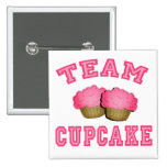 Camiseta do cupcake da equipe, Hoodies, canecas, p Boton