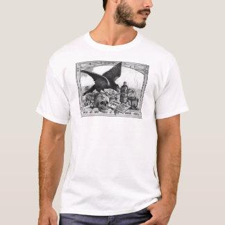 Camiseta do laboratório da alquimia
