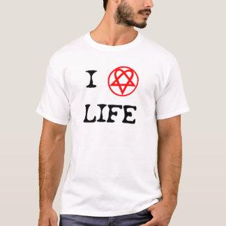 """Camiseta do mk vida do """"coração"""" ultra - i"""
