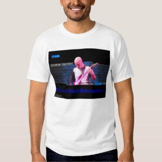 camiseta do O-zumbido