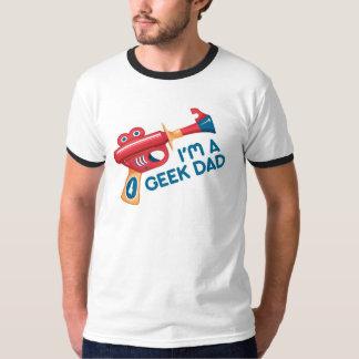Camiseta do pai do geek