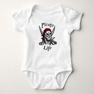 Camiseta Dorminhoco da vida do pirata - piratas, ouro,
