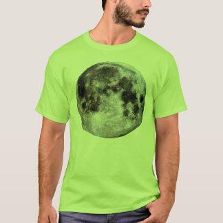 """Camiseta Dos """"camisa da Lua cheia homens"""