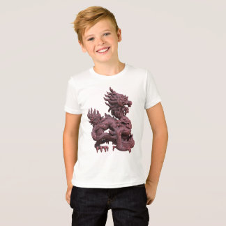 Camiseta Dragão imperial