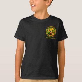 Camiseta Dragão Yin Yang