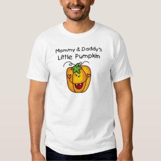 Camiseta e presentes da abóbora das mamães e do