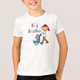 Camiseta e presentes do big brother da carruagem
