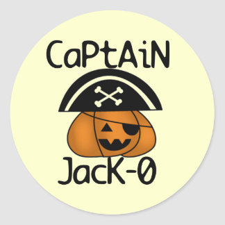 Camiseta e presentes do capitão Jack=O o Dia das