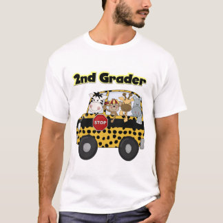 Camiseta e presentes do graduador do auto escolar