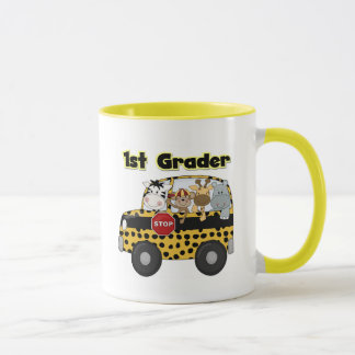 Camiseta e presentes do graduador do auto escolar caneca