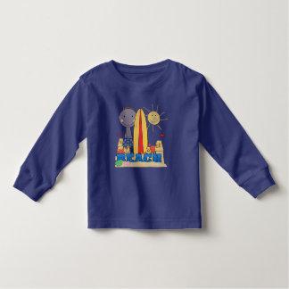 Camiseta e presentes triguenhos do menino da PRAIA